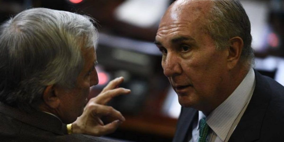 Taracena: Diputados discutirán cuándo se es tránsfuga y cuándo no
