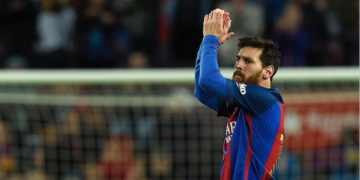 El aporte de Messi a Siria, que se ganó el corazón de los niños