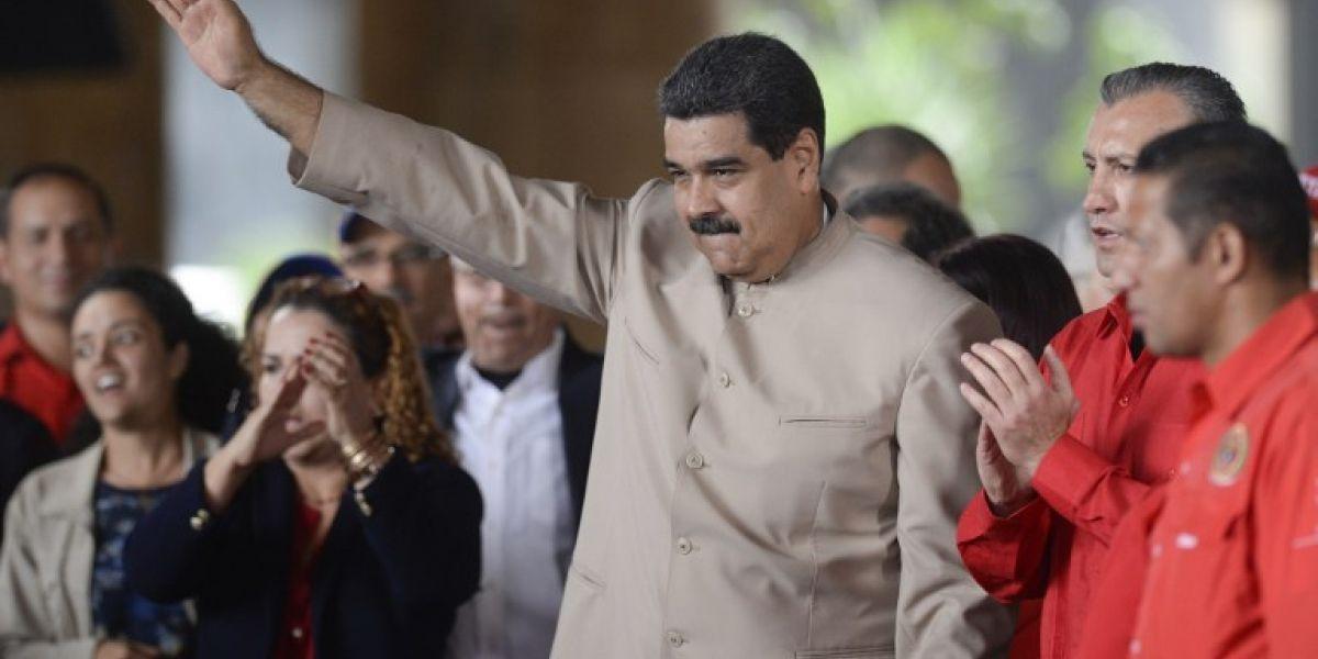 VIDEO. Maduro entrega decreto de Asamblea Constituyente en Venezuela