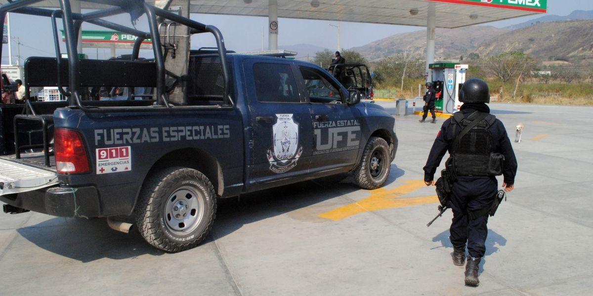 Encuentran muerto a comandante de la Policía Municipal de Tixtla