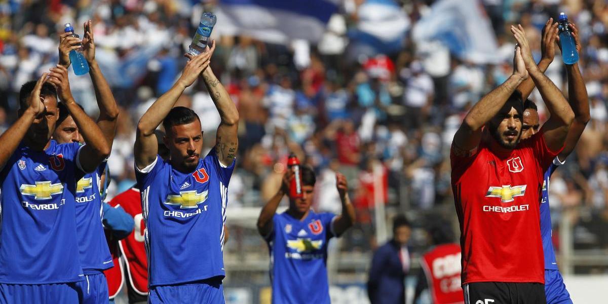 Con Johnny Herrera recuperado: la U contará con plantel completo frente a Cobresal