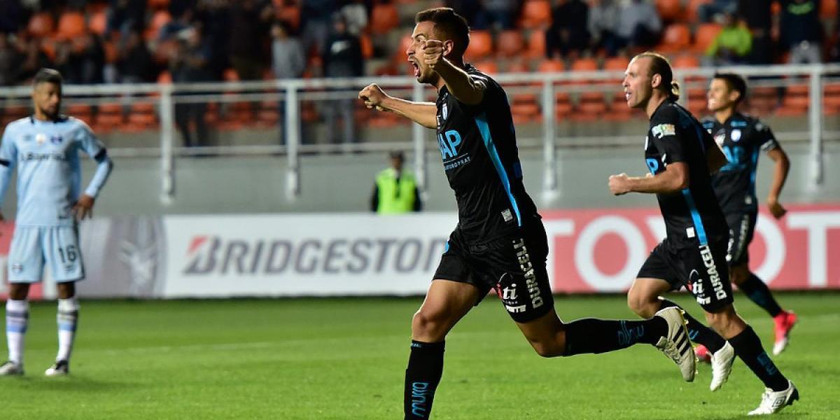 Iquique logra un triunfazo ante Gremio y sueña con los octavos de la Libertadores
