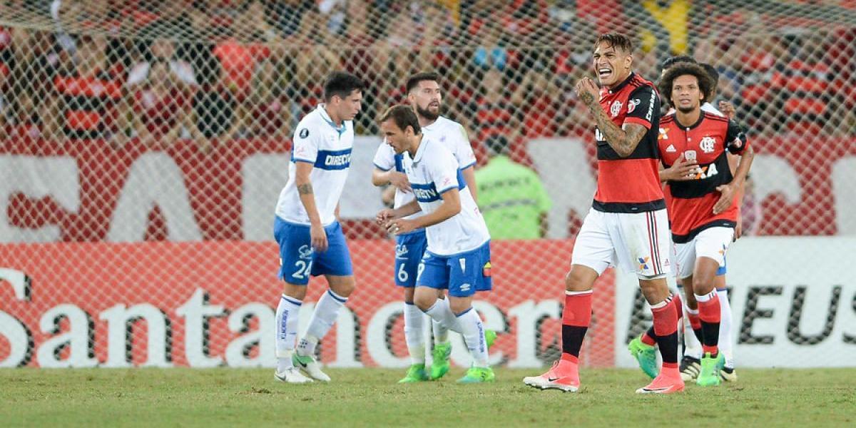 La UC volvió a cometer errores inocentes y complicó su opción en la Libertadores
