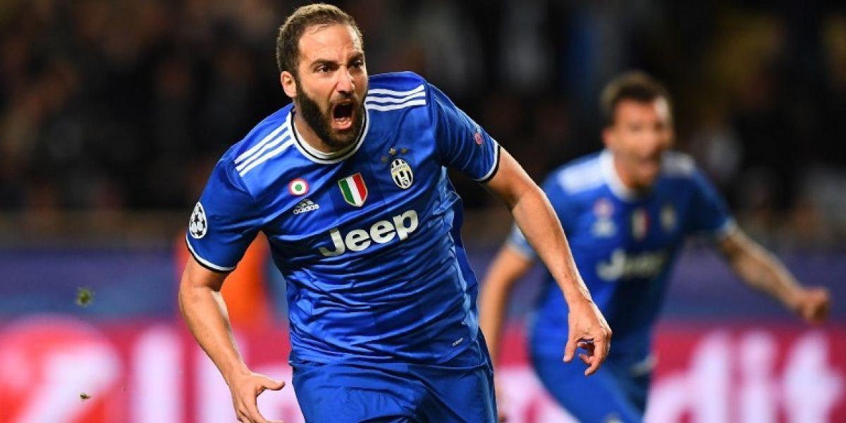 La Juventus vence al Mónaco y queda a un paso de otrafinal