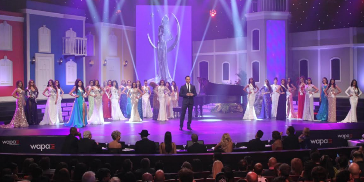 Wapa TV presenta programación especial por Miss Universe Puerto Rico