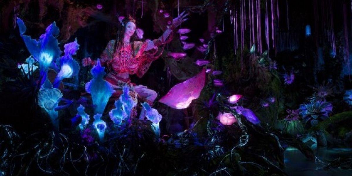 "¡Impresionante! Así será ""Pandora: The World of Avatar"" en Disney's Animal Kingdom"