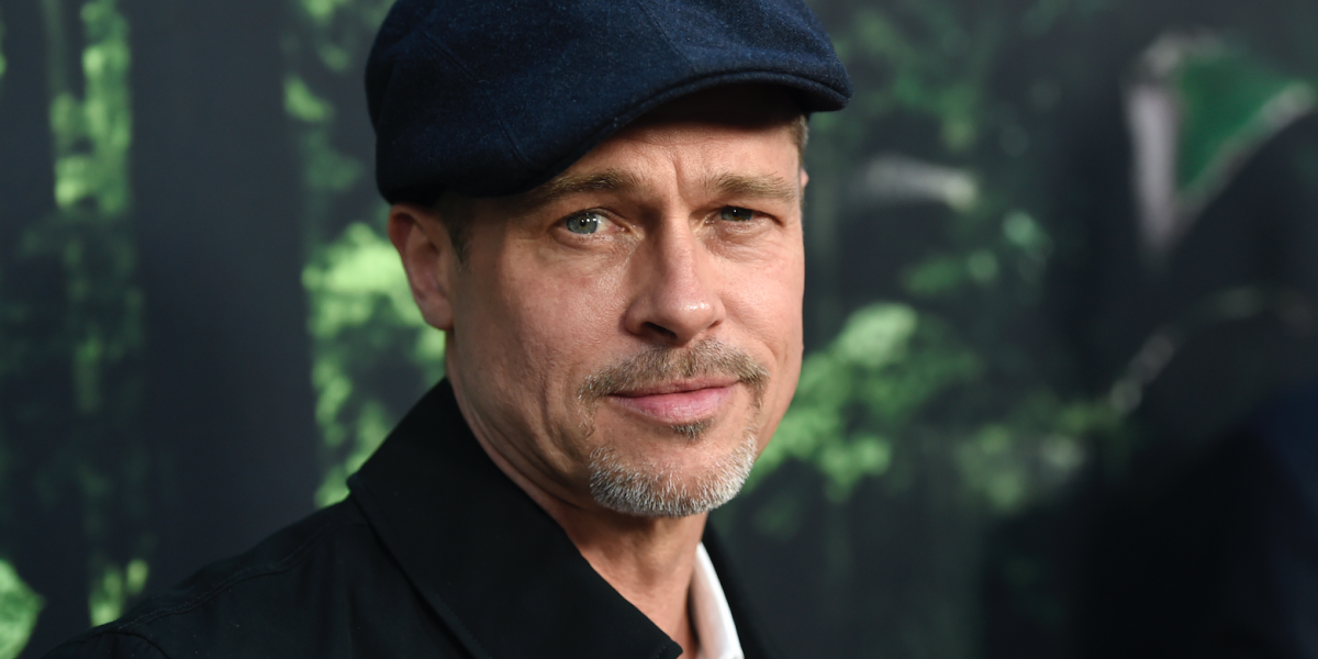 Brad Pitt habla por primera vez de su divorcio