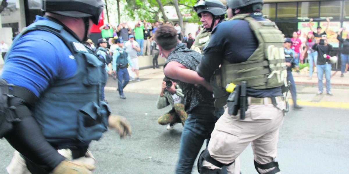 En la mira de Justicia 50 personas más por disturbios