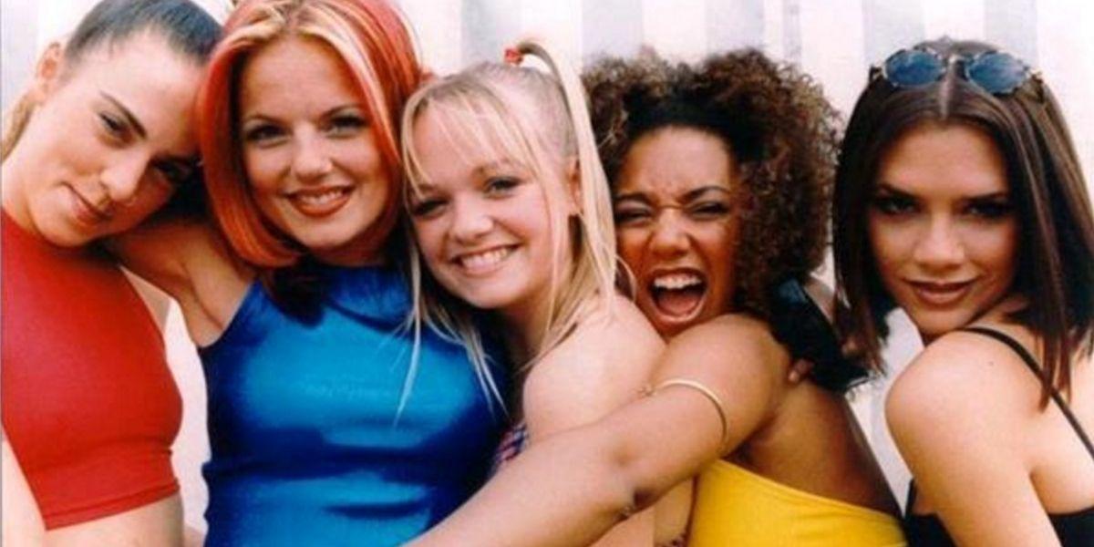 ¡No disimuló! Donald Trump acosó a una de las Spice Girls frente a Melania