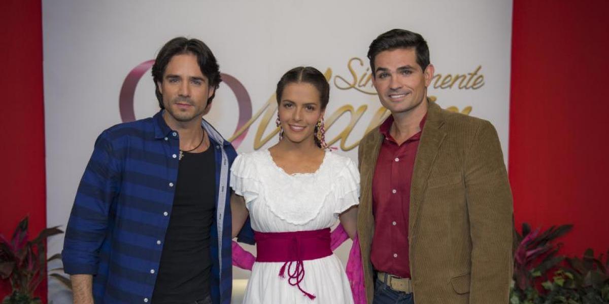 Galán de telenovelas presenta a la hija que tuvo oculta por 13 años