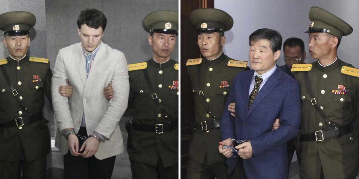 Corea del Norte confirma detención de un ciudadano estadounidense