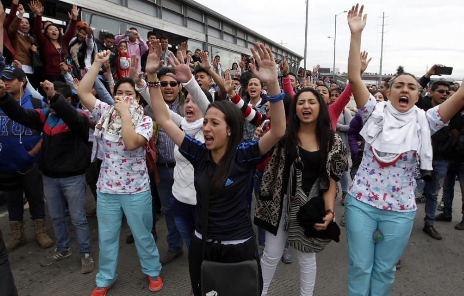 4 polémicas con el transporte público en Bogotá