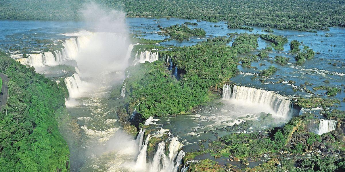 Cataratas do Iguaçu reabrem nesta terça ao público