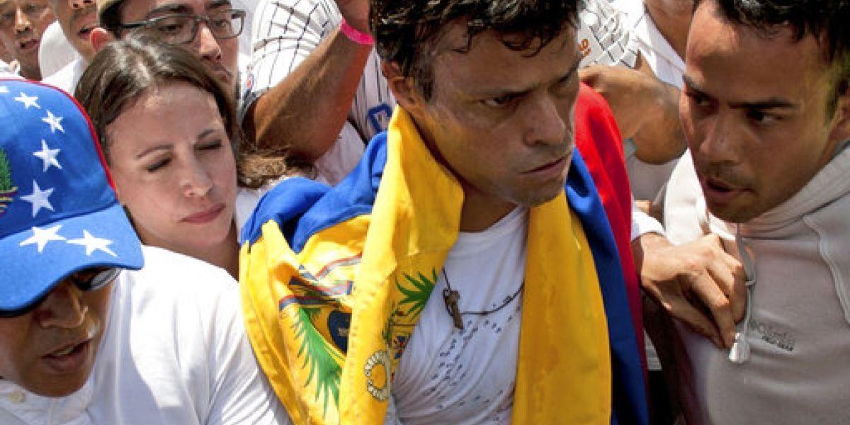 Venezuela: Gobierno de Nicolás Maduro inicia diálogo con opositor Leopoldo López