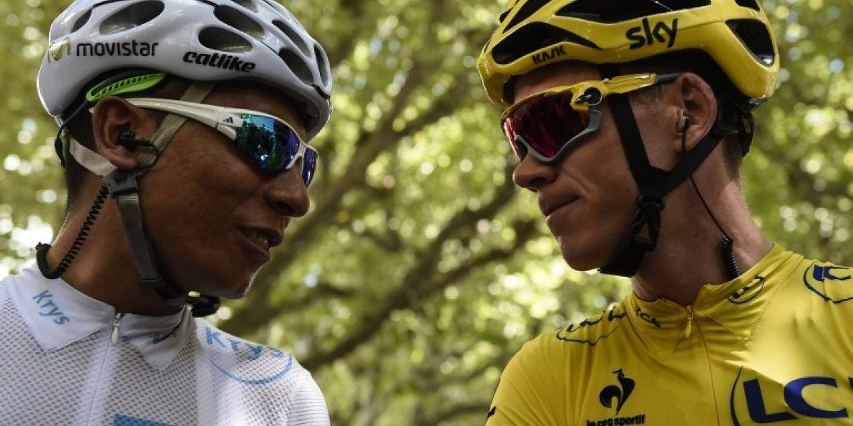 Giro de Italia: Quintana y Nibali librarán la gran batalla por la centésima Maglia Rosa
