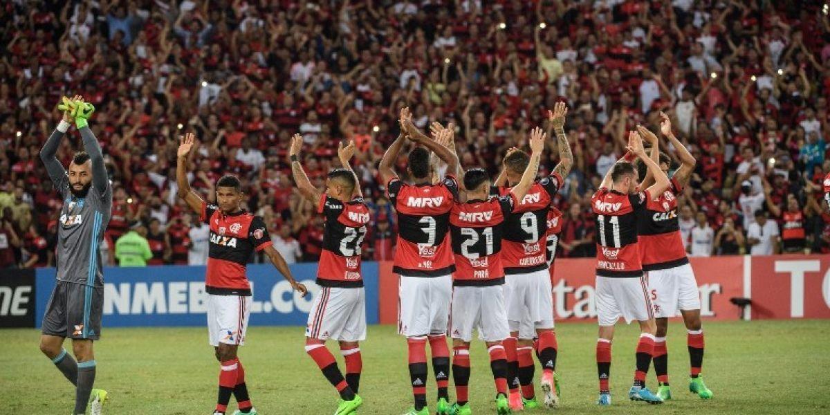 El partido entre Flamengo y la UC rompió récord de público en Brasil