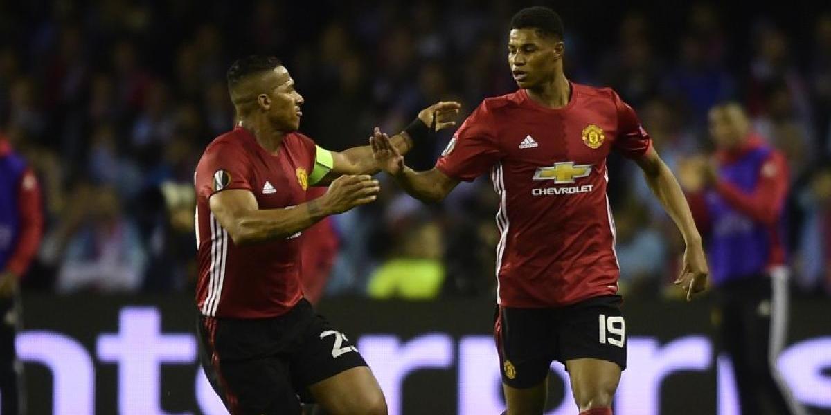 Manchester United golpeó primero en la Europa League y complica el sueño del Celta