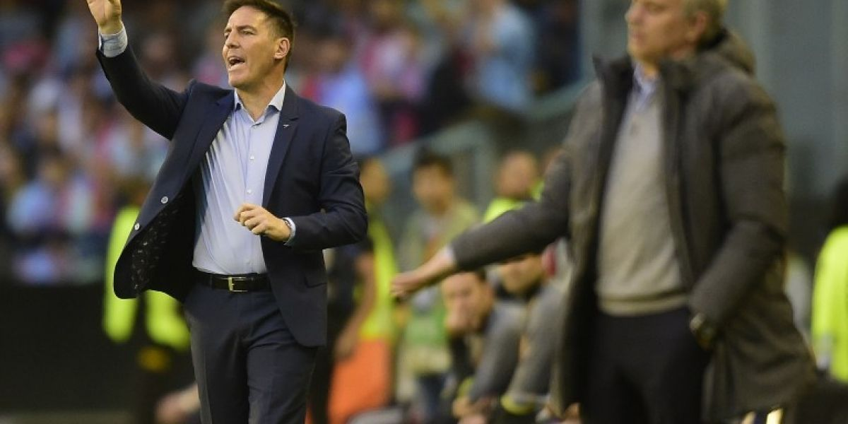 """La fe intacta de Berizzo: """"No es el final, iremos a Inglaterra a buscar un gran resultado"""""""