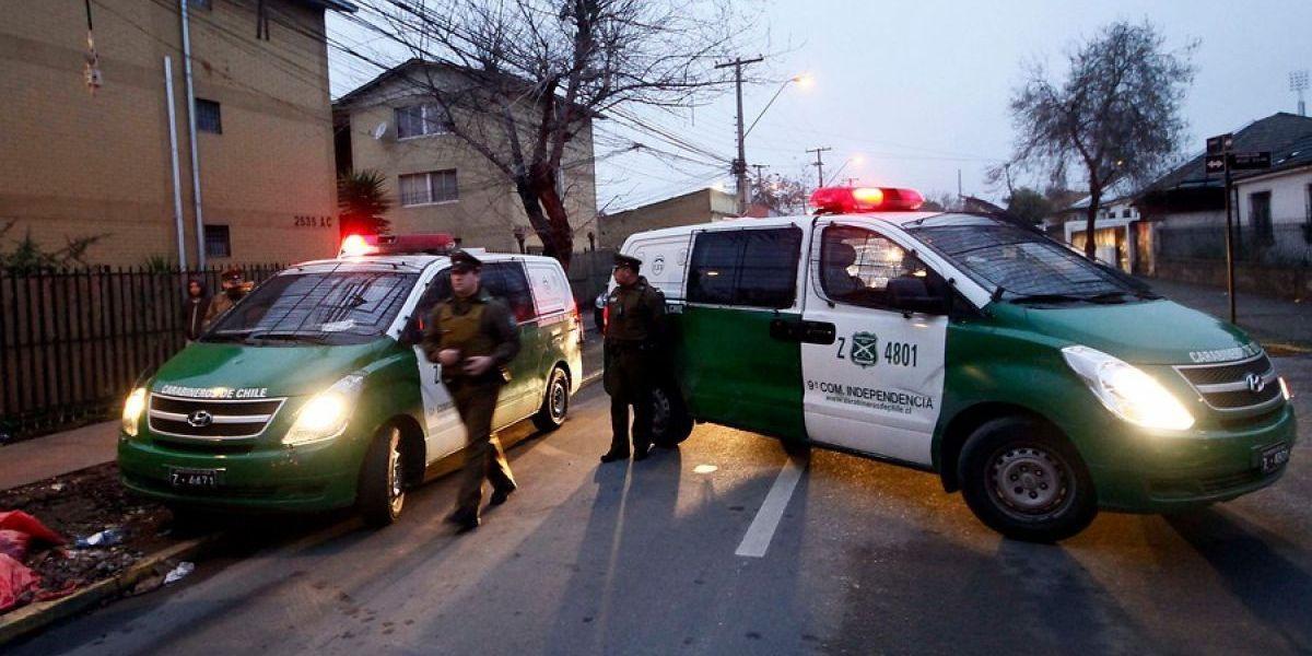 """Carabineros detiene al """"Karateca"""": el cinturón negro que golpeaba con violencia a sus víctimas"""