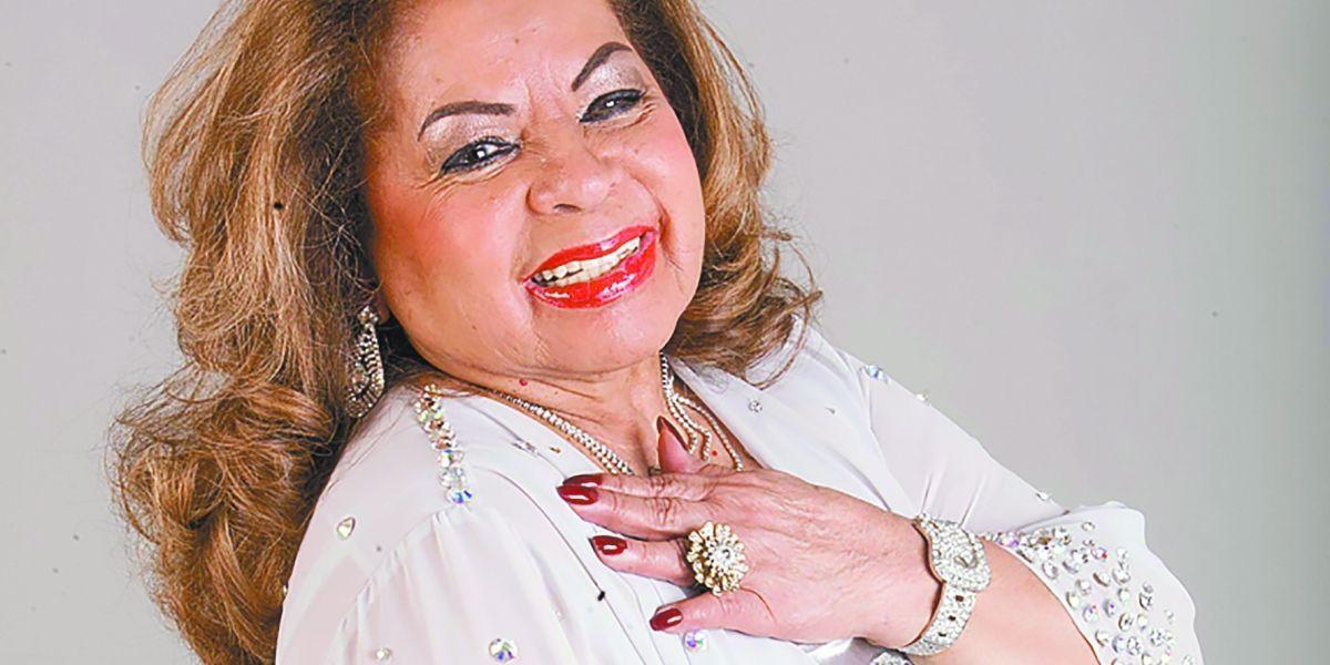 Angela Maria foi a matriz de todas as vozes de uma geração