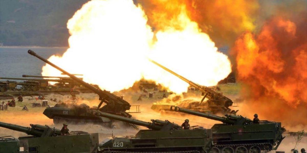 """Corea del Norte no para y lanza una nueva amenaza: """"Japón se verá envuelto en nubes radiactivas"""""""