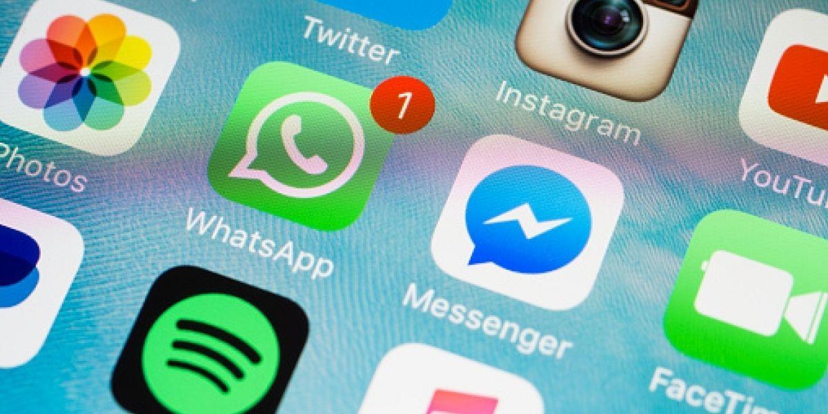 Cadena falsa sobre caída de WhatsApp se viraliza