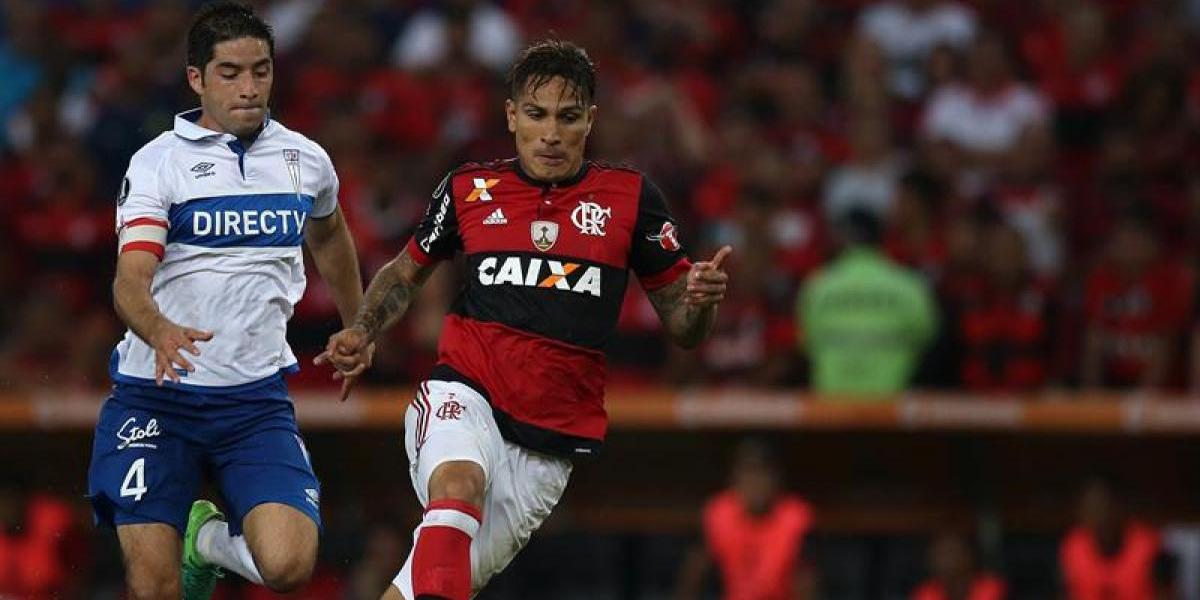 """""""Cambió el curso de la historia"""": En Brasil se rinden ante el espectáculo de Paolo Guerrero ante la UC"""