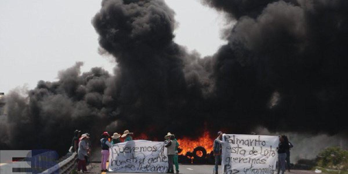 """Suman 10 muertos por enfrentamiento entre militares y presuntos """"huachicoleros"""" en Puebla"""