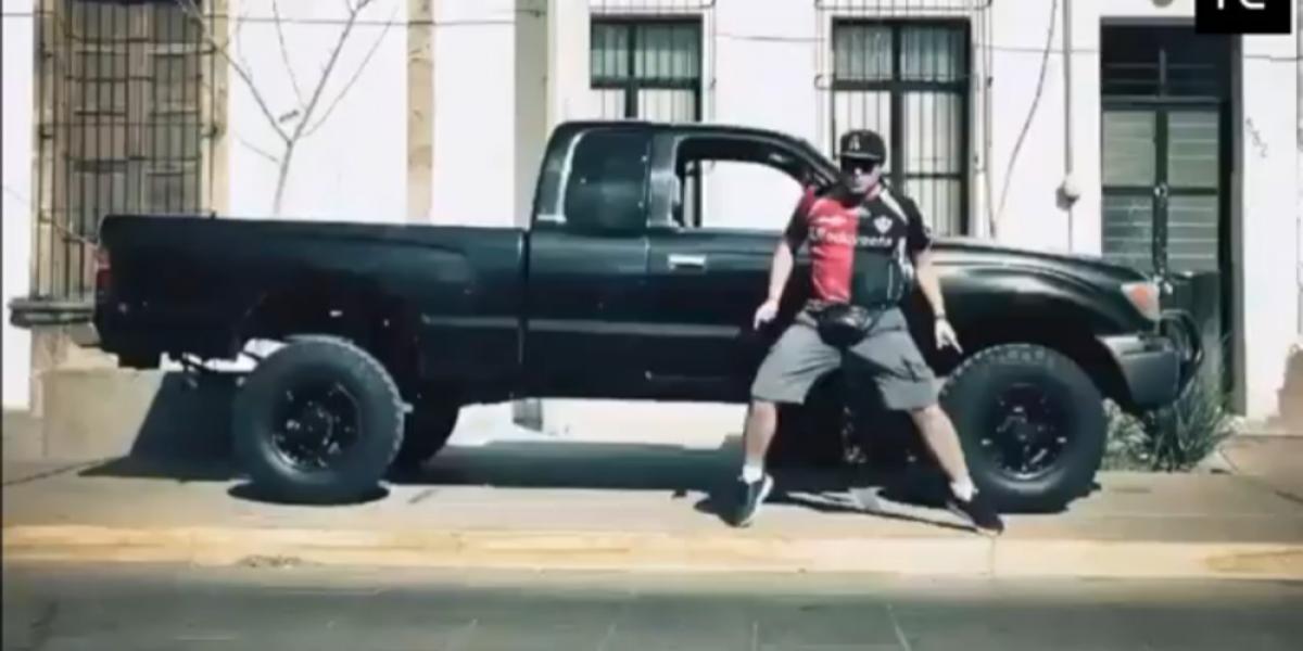 """""""Profe"""" Cruz condenó el video publicado por el Ayuntamiento"""