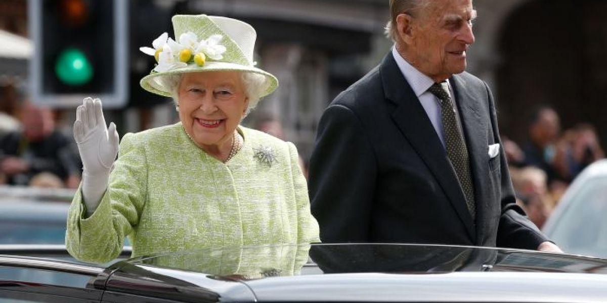 """""""No hay motivo de preocupación"""" en el Palacio de Buckingham: AP"""