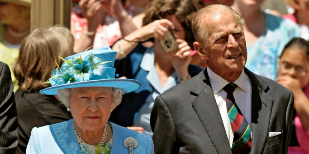 Reunión de emergencia en Palacio de Buckingham por posible muerte del príncipe Felipe