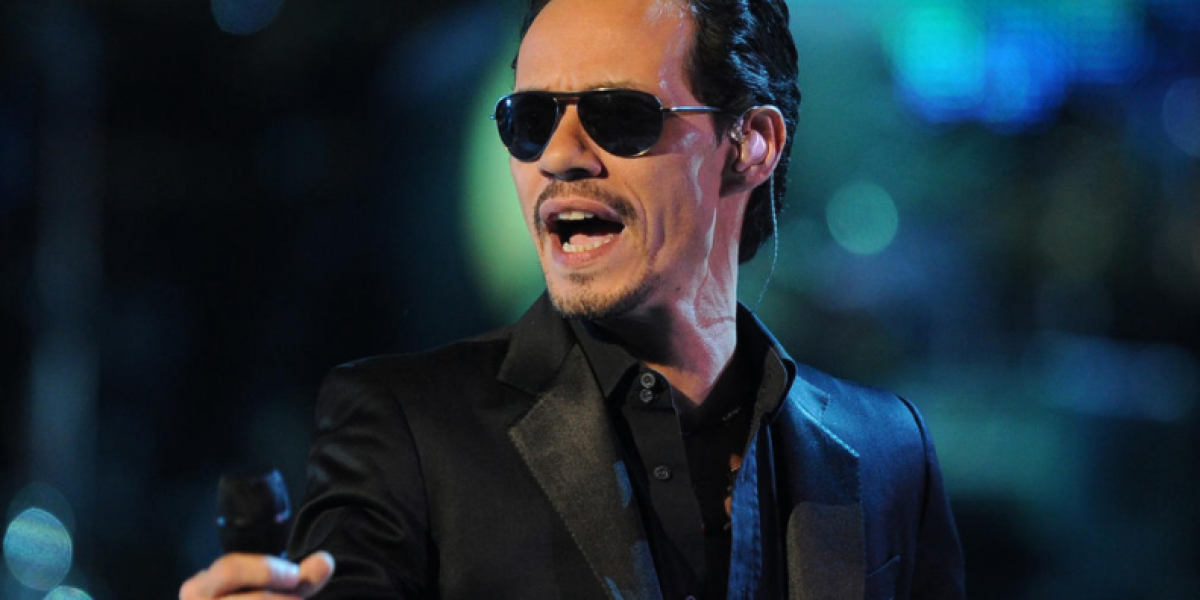 Marc Anthony envió tuit en contra de Donald Trump