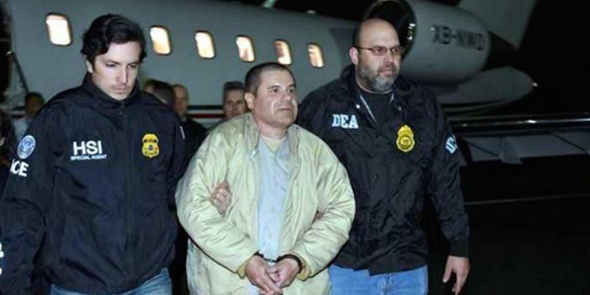 """Juez federal niega a """"El Chapo"""" cambio de celda"""