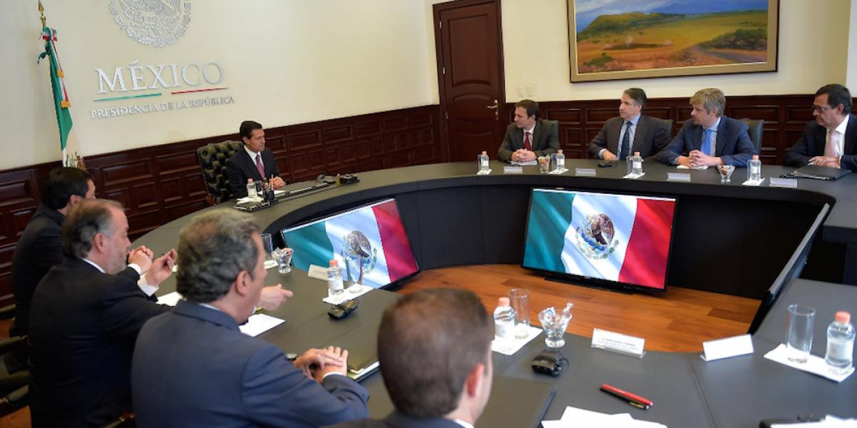 Peña Nieto reitera su compromiso con la libertad de expresión y prensa en México