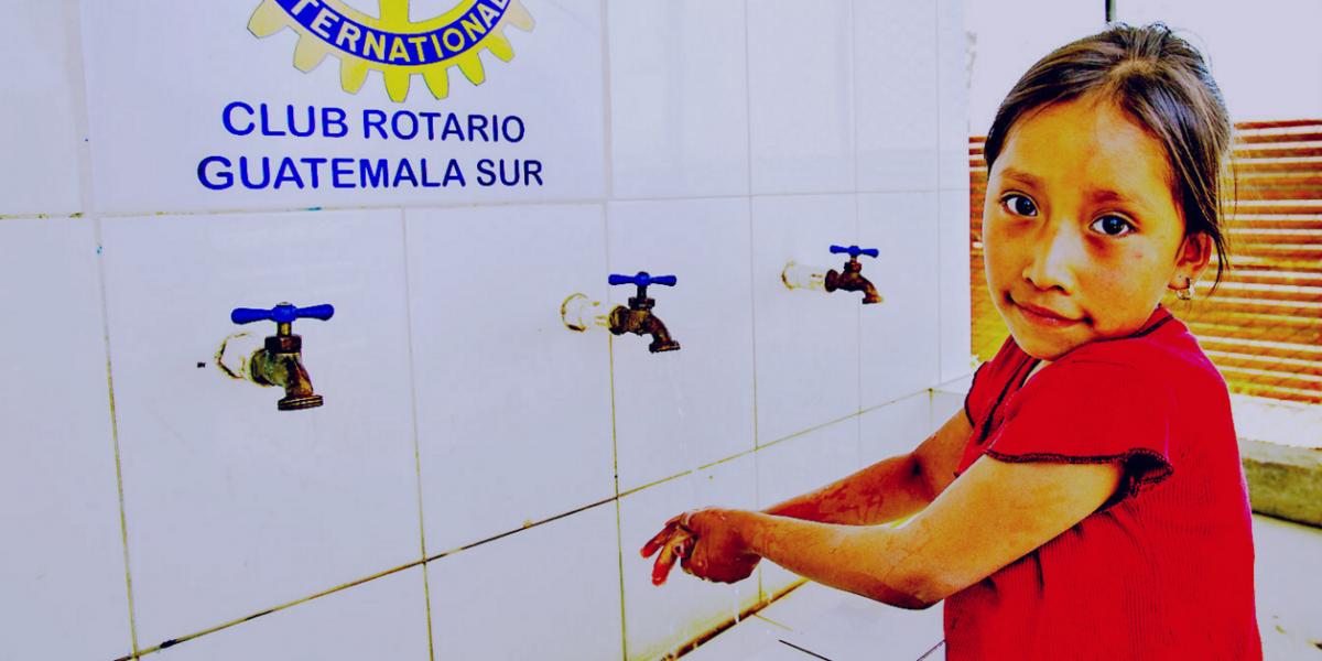 El Club Rotario Guatemala Sur presenta sus proyectos por su 50 aniversario