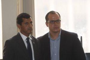 Manuel López y Dwight Pezzarossi