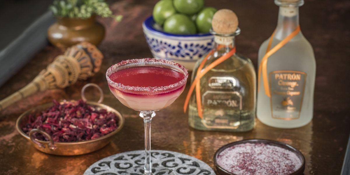 Coralina es la margarita del año 2017 de Tequila Patrón