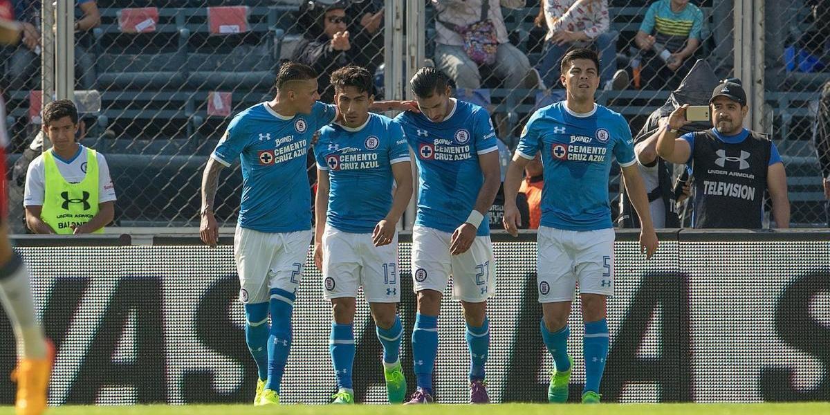 Equipo bloqueó a Cruz Azul para ganar partidos
