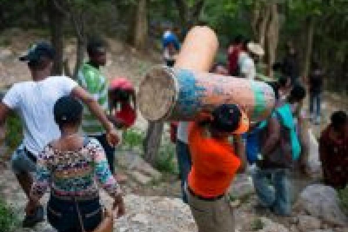 Presentarán documental y exposición sobre Peregrinación a Cueva ... - Metrord
