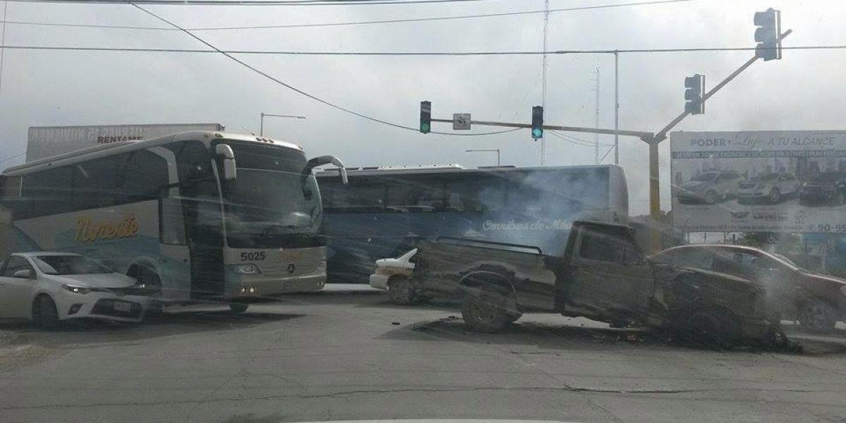 Bloqueos y enfrentamientos en Reynosa dejan como saldo 7 personas muertas