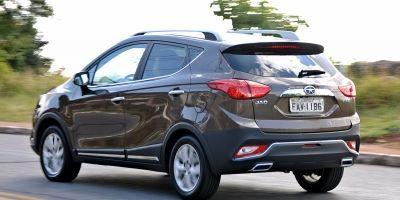 T5 da Jac Motors pode ser produzido no Brasil ainda este ano