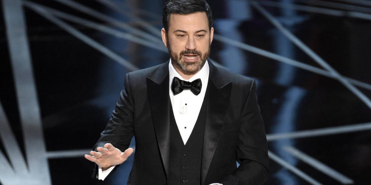 Con un desgarrador llanto, Jimmy Kimmel revela detalles de la enfermedad de su bebé