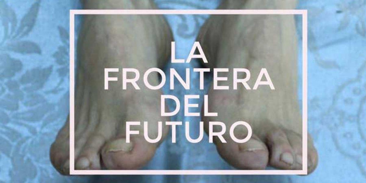 """""""La Frontera del Futuro"""", puesta en escena a flor de piel con su protagonista"""
