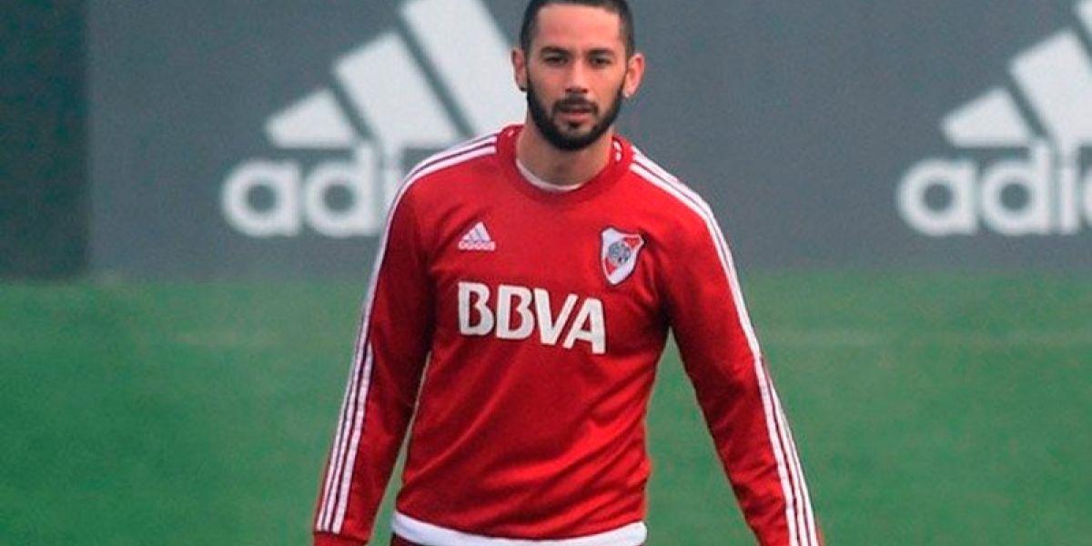Un nuevo regreso: Marcelo Larrondo aparece en una nómina oficial de River Plate