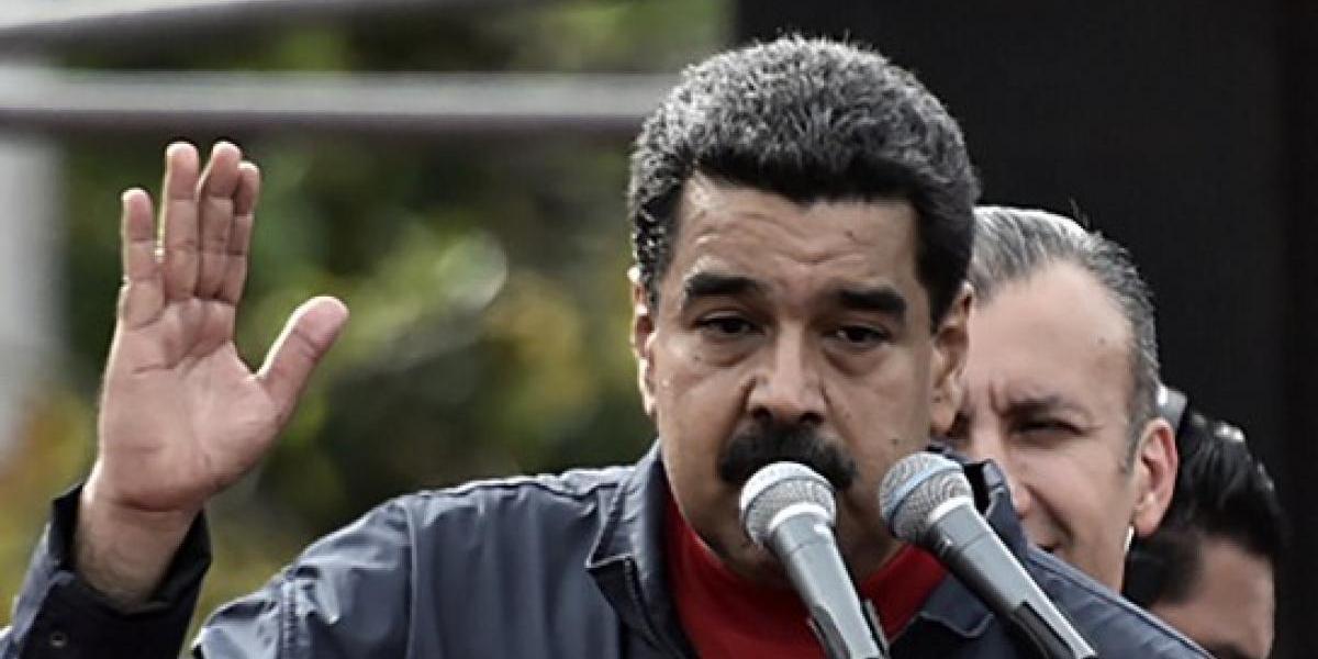 Nicolás Maduro responde a los dichos del canciller Muñoz: ¿Sabían que la Constitución de Chile es la de Pinochet?
