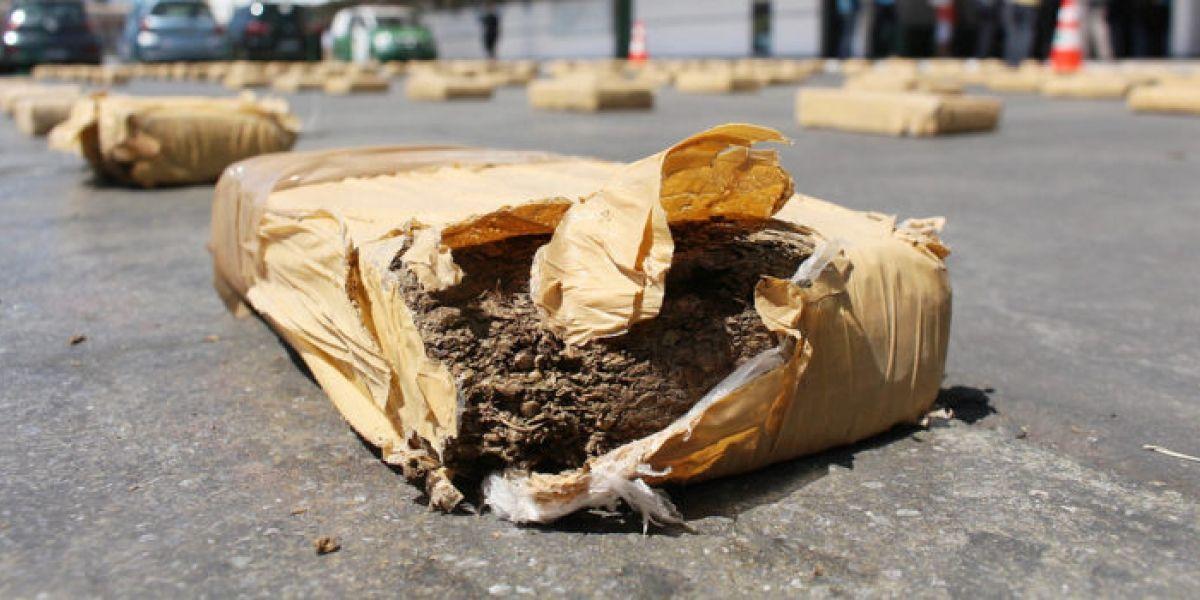 Pasta base encabeza el listado de las drogas más consumidas en el país