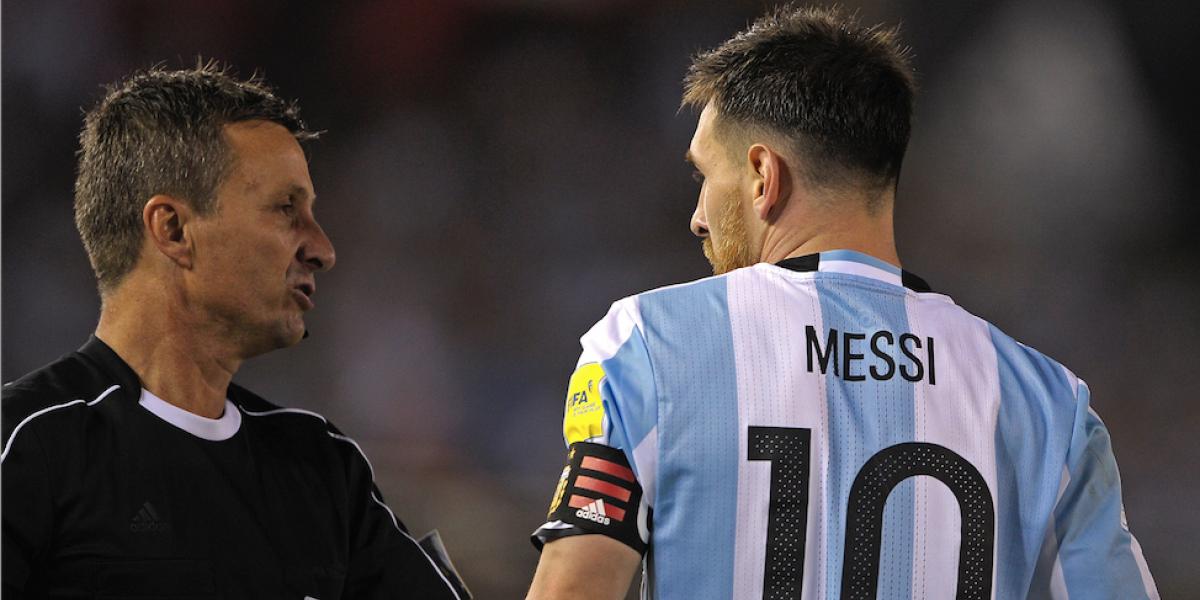 Messi no se da por vencido y apela su suspensión ante la FIFA