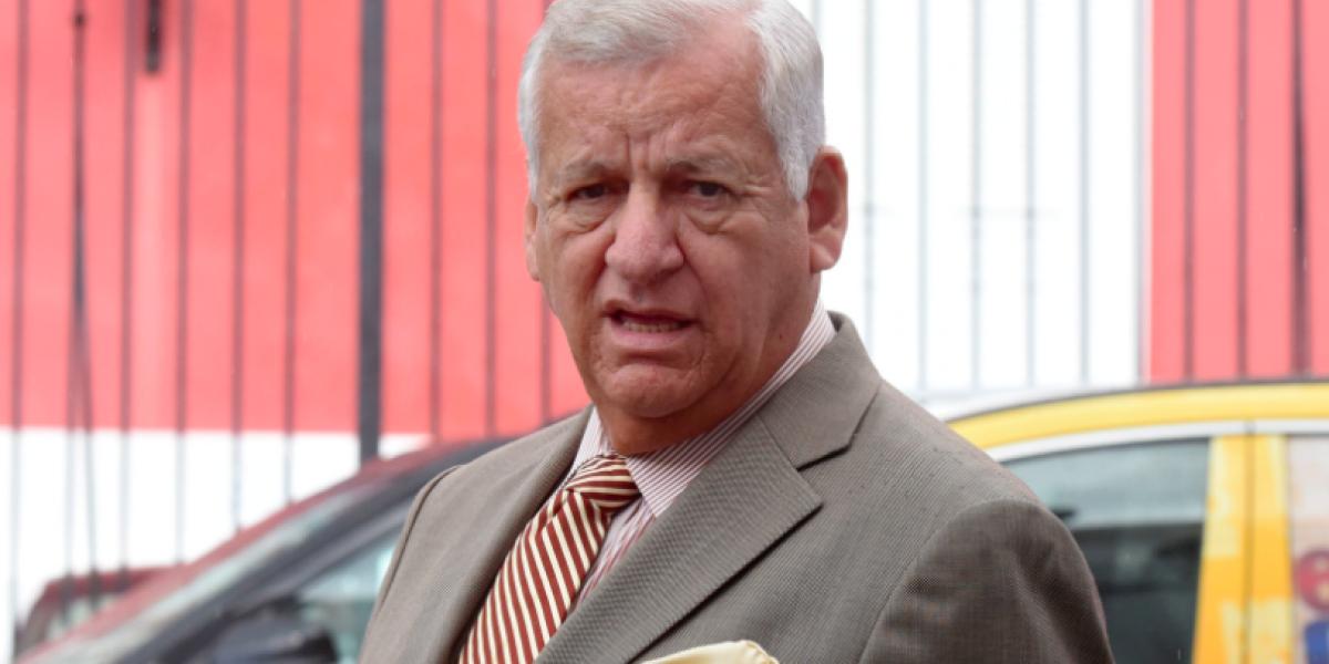 Causa para arresto contra Héctor O'Neill