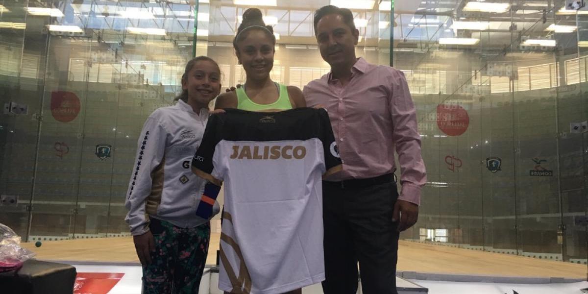 Paola Longoria buscará ganar su torneo en Guadalajara