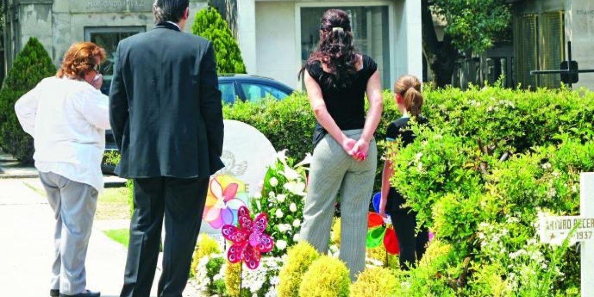 Creman restos de Paulette tras siete años de su muerte